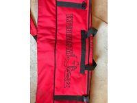 Experimental Snowboard bag.