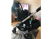 Icandy 3 in 1 travel system