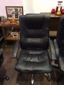 Set of office chairs: Available Individually or job lot: Central London pickup