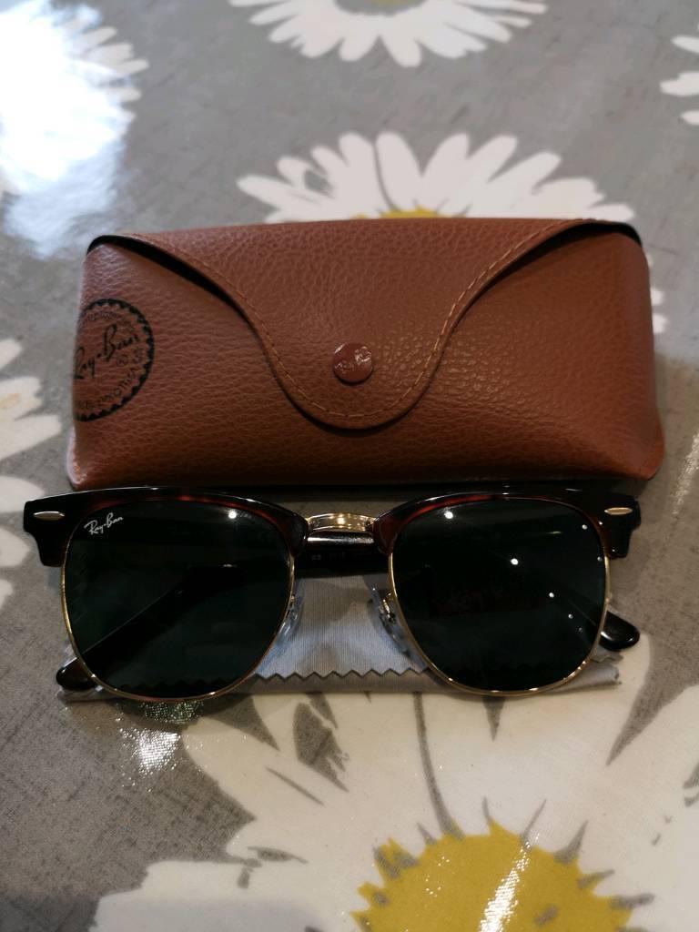 7da97e8d669 Ray-Ban Clubmaster Sunglasses. Swindon ...