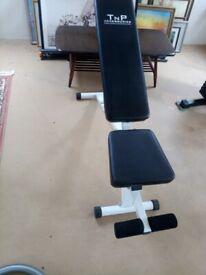 Home gym 3 items