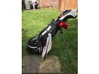 Complete Premium Golf Set Taylormade, Cobra & Cleveland