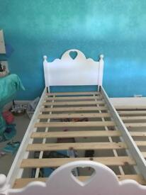 Girls Single Truckle Bed