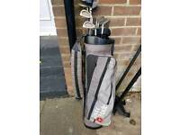 Full Set of ProTrac Right Handed Golf Clubs
