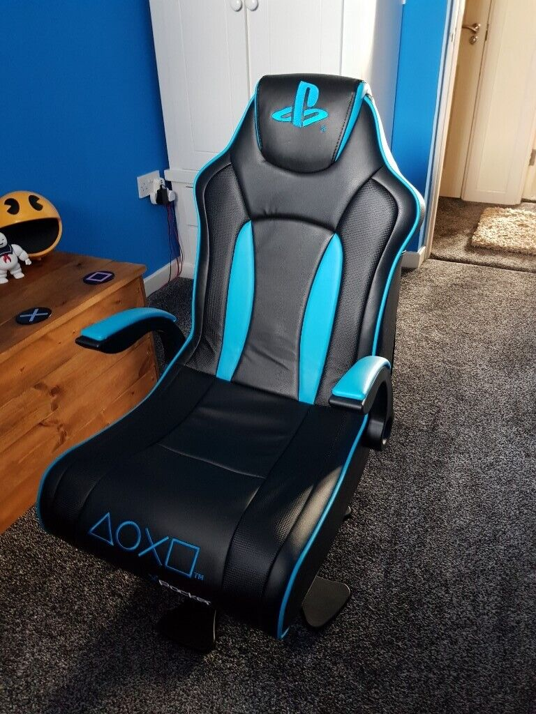 Cool X Rocker Official Sony Ps4 Gaming Chair In Wirral Merseyside Gumtree Ocoug Best Dining Table And Chair Ideas Images Ocougorg