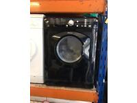 Hotpoint black 7kg washing dryer