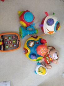 Baby/toddler toy bundle