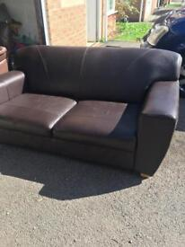 Great two seater sofa