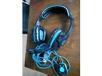 Element gaming headset helium 150