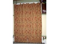 Good quality and condition curtains
