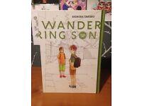 Wandering Son Volume One Hardback Manga *Perfect Condition*