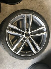 Bmw wheel for sale with tyre