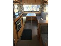 TEC Travel King 495DK, 2004 5 berth, new service, gas and damp checks, awnings and accessories