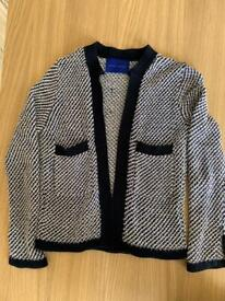 Smart cardigan blazer size 8 small