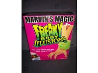 Marvin's Magic Freaky Body Illusions IP1