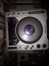 2 pioneer cdj800 mk1