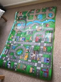 Car play mat great condition never used