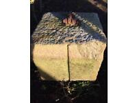 Old Granite Cheese Press Stone