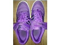 Adidas Forum Low RS Grid Pack Purple for Men, UK size 11 (Super Deal)