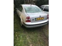 Vw Passat 1.8 manual petrol