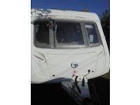 2008 Swift Charisma 6 Berth Twin Axle Touring Caravan