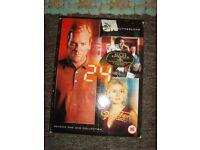 24 - Series 1 - Complete (DVD, 2002, 6-Disc Set, Box Set)