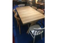 Bethan Gray for John Lewis Newman 6-8 Seater Extending Dining Table rrp999