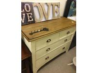 Lovely solid wood drawers