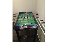 Table football game, as new