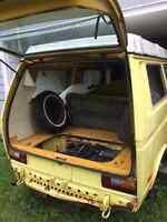 1980 VW Westfalia