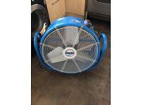 Clark air fan