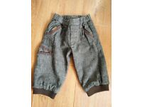 Woollen trousers for boys 12-18 months