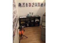 Tattoo shop and Sunbed for sale