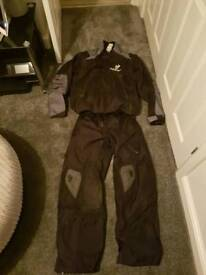 Thor enduro waterproof all weather suit