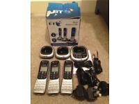 Brand new BT2700 Trio cordless phones