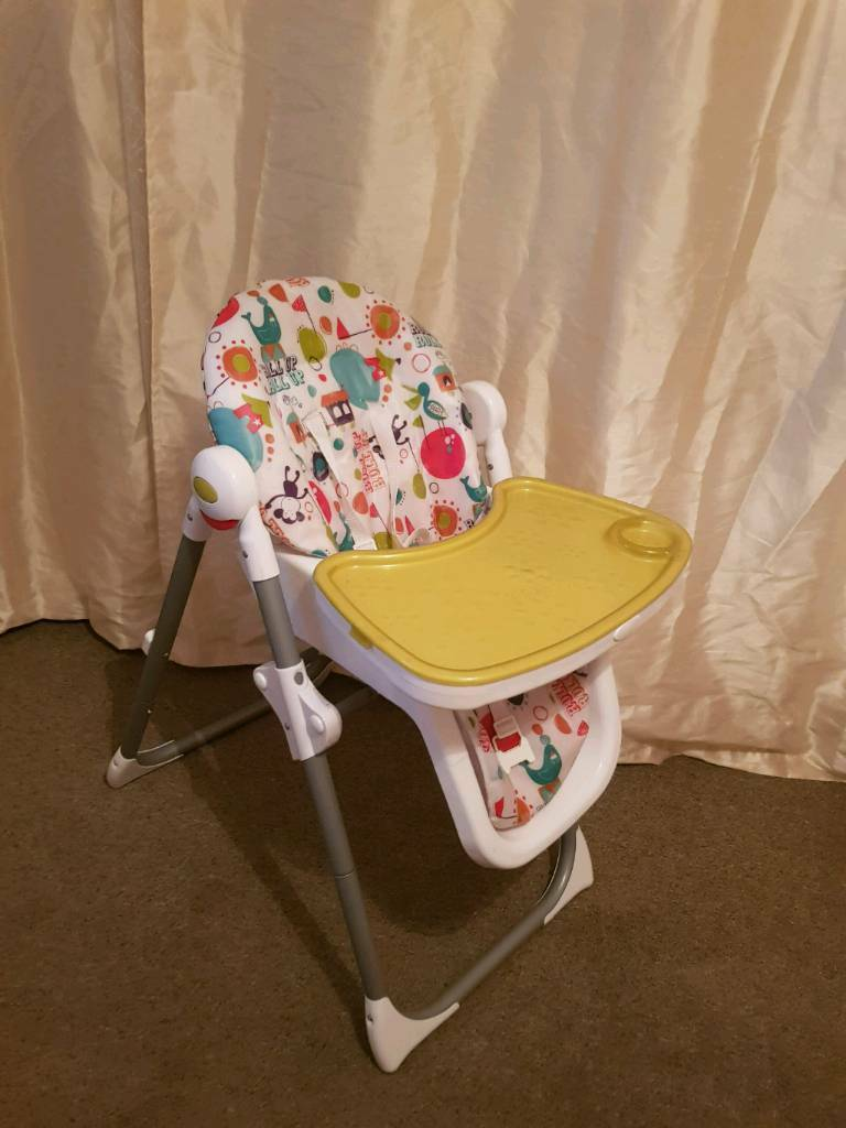 Baby fedding food high chair | in Northampton, Northamptonshire | Gumtree