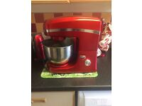 food mixer by Giani lovely red colour