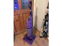Dyson Hoover's dc07 in purple