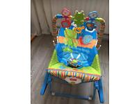 Fisher price vibrating rocking chair