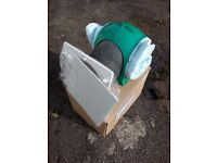 Nuaire Drimaster whole house ventilation fan assembly