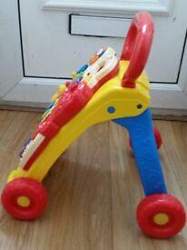 V tech Baby Walker 3 £ only