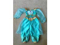 Disneyland Paris Jasmine Costume Dress for Kids (4 years) RRP £60