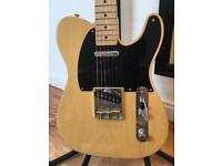 2014 Fender 'Baja' Classic Player Telecaster – Blonde