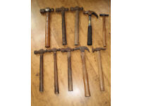 10 old Hammers