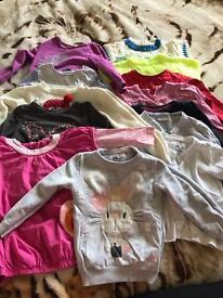 Girl clothes 3-4