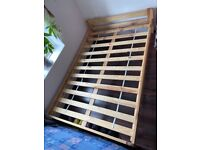 Double Bed + Mattress - Barely Used