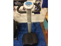 Vibrapower, powerplate