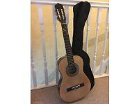 Children's 3/4 Santos Martinez Guitar