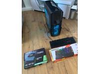 Gaming PC 16gb Ram ASUS GeForce GTX 1650