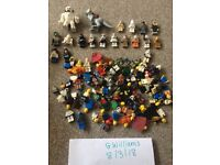 Lego Minifigures genuine AMAZING BUNDLES